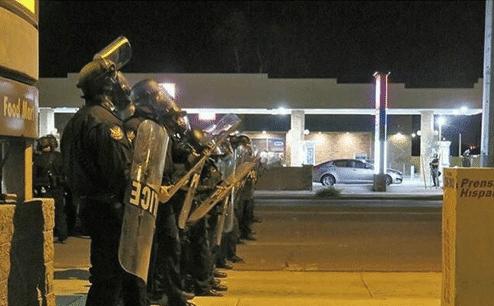 Police Riot Gear Phoenix