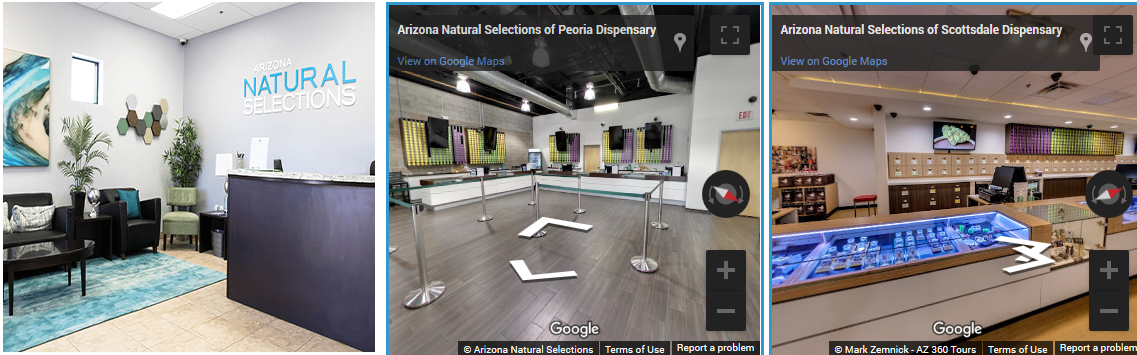 Arizona Cannabis Dispensary Locations
